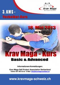 KMS-Techniker-Kurs Glarus 2013 Frontbild