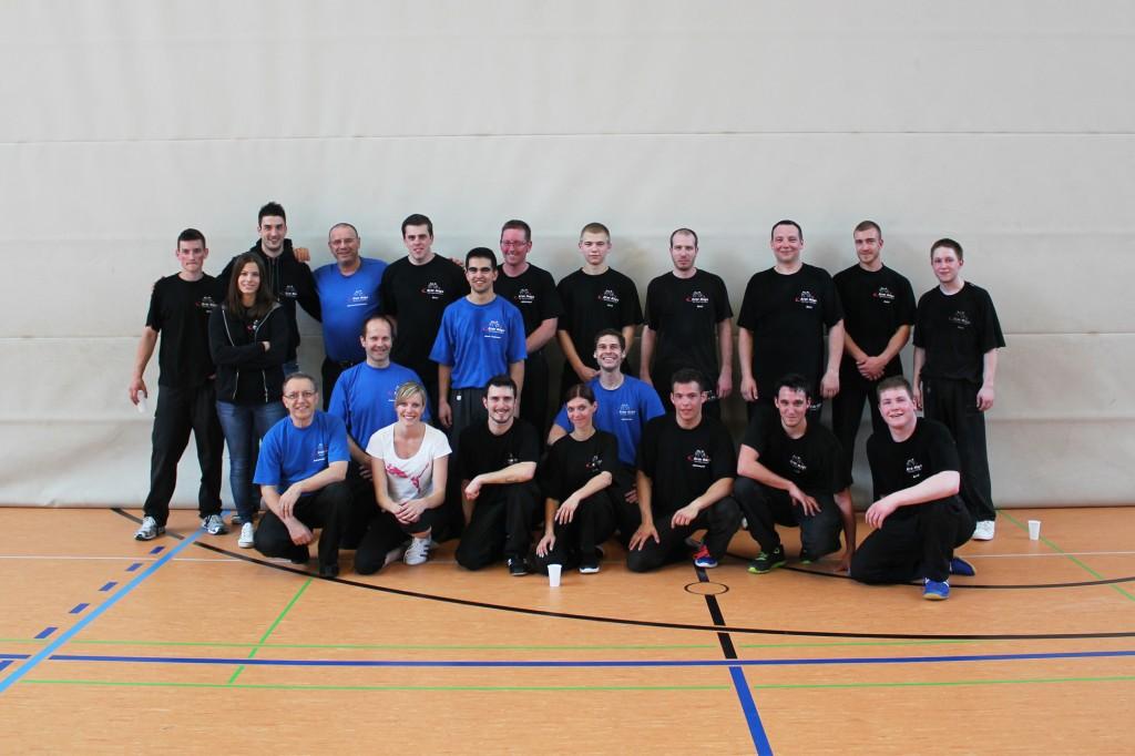 3. KMS Techniker-Kurs in Glarus, Gruppenfoto
